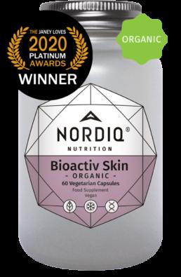 Organic anti-ageing skin support