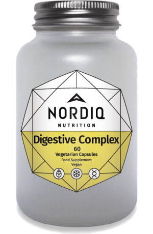 Comprehensive digestive support