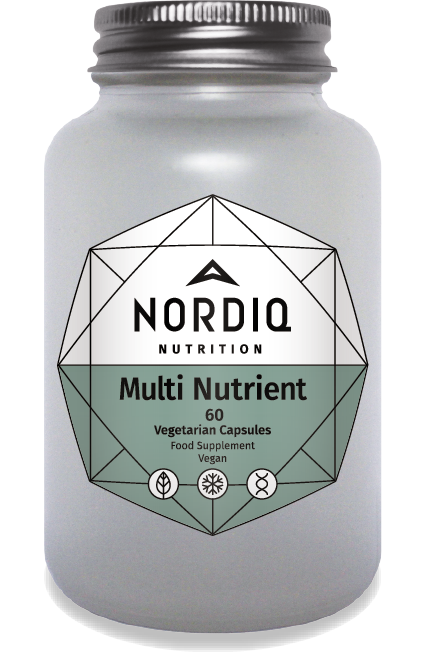 The multivitamin with a difference!