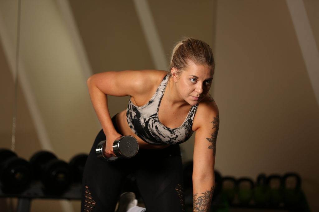 Personal Trainer Ida Gustafsson