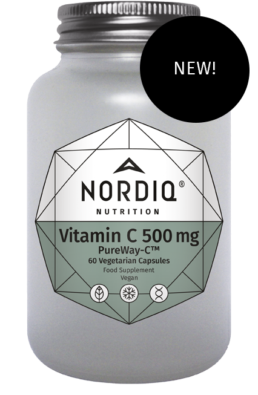 A highly bio-available vitamin C